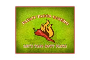 Papa's Tacos Casero